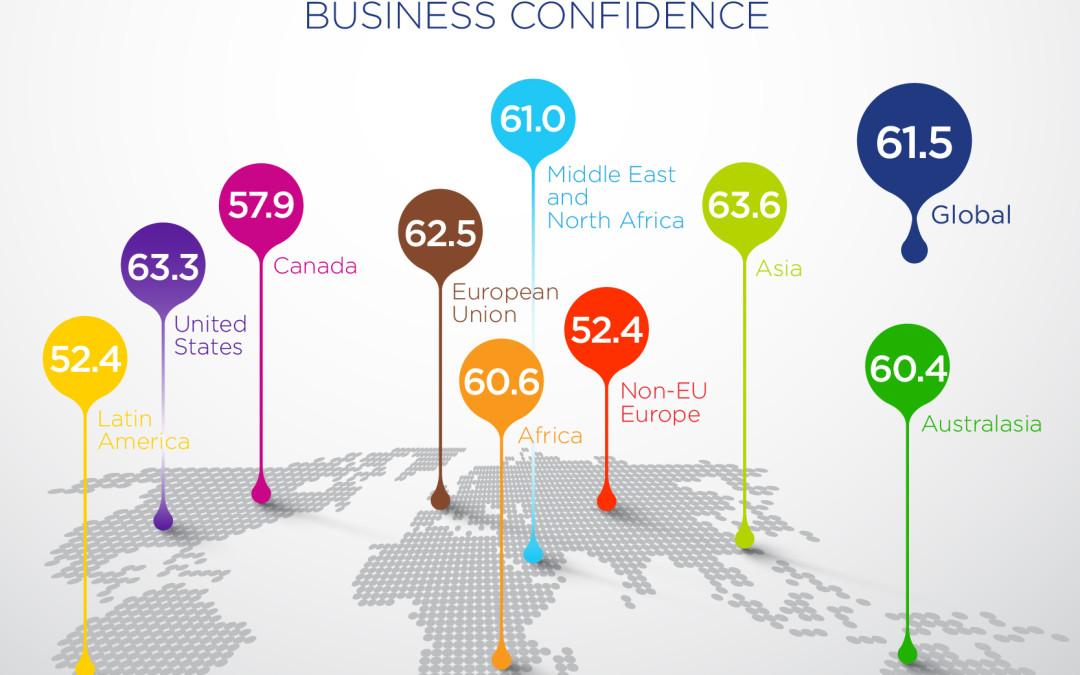 La fiducia dei top manager italiani in netta crescita nel primo trimestre 2015