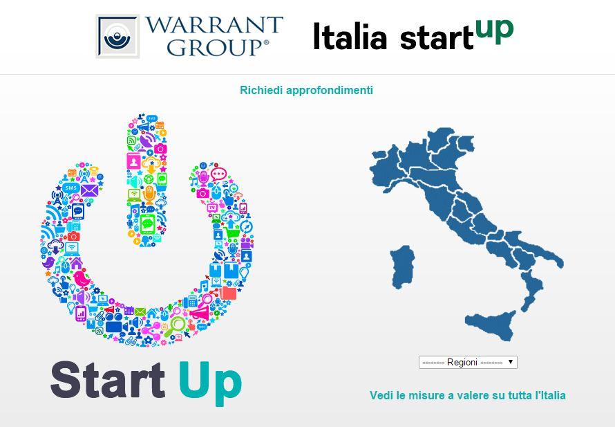 Nasce il portale nazionale dedicato ai finanziamenti pubblici a sostegno delle start up