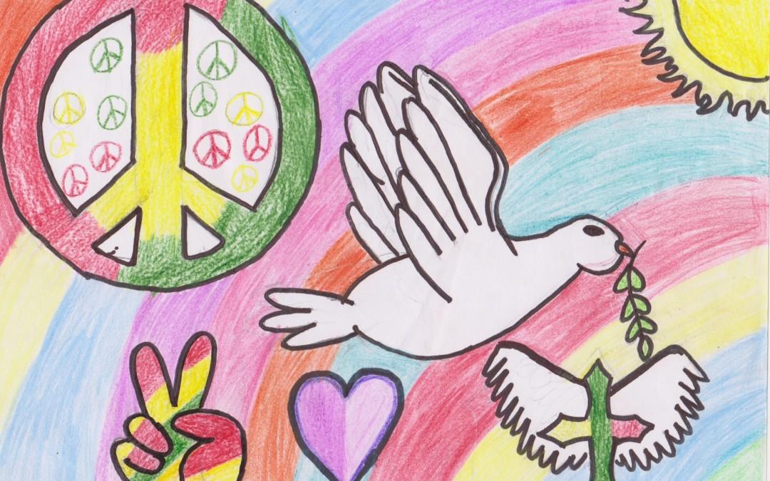 """""""I colori per la Pace"""" di tutto il mondo animano l'evento di chiusura di Regione Toscana a Expo 2015"""