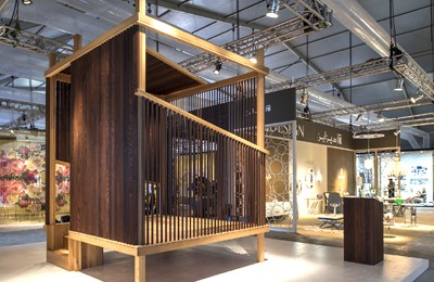AHEC e T.ZED Architects presentano 'The Cocoon' al Downtown Design