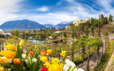La nuova stagione dei Giardini di Sissi partirà il 1 aprile