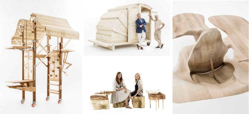 """THE WORKSHOP OF DREAMS"" VA A INTERZUM"