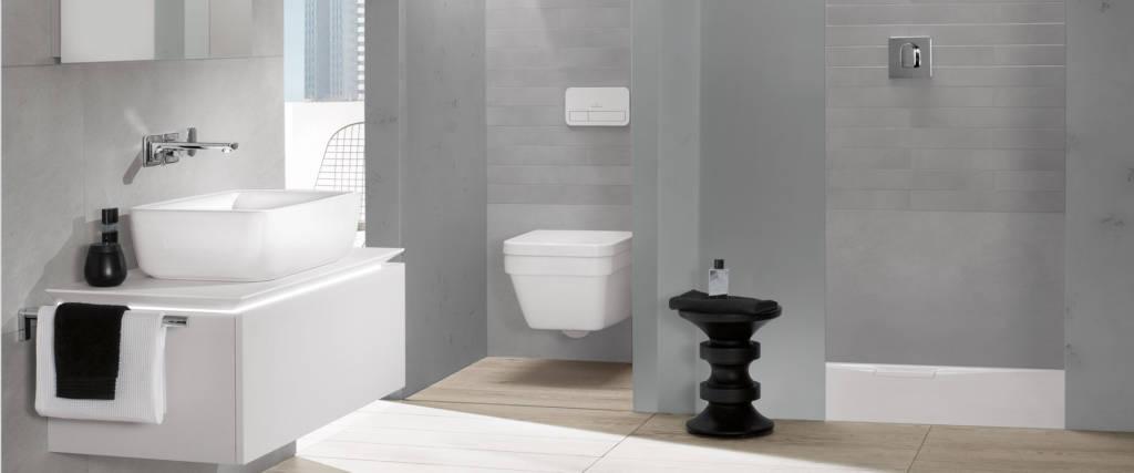 Villeroy boch rivoluziona il design bagno all ish 2017 - Villeroy boch bagno ...