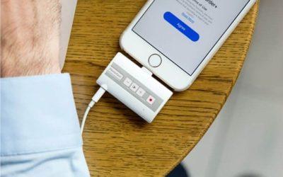 REGISTRARE LE TELEFONATE SU IPHONE?  OGGI È POSSIBILE CON L'INNOVATIVO CALL RECORDER DI PHOTOFAST