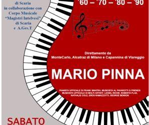 UNA SERATA D'ECCEZIONE RIEMPIRA' DI MUSICA LA VALLE D'INTELVI