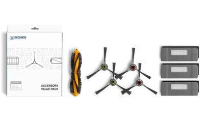 """Ecovacs Robotics: per la cura del tuo Deebot, arriva il set """"Accessory Value Pack"""""""