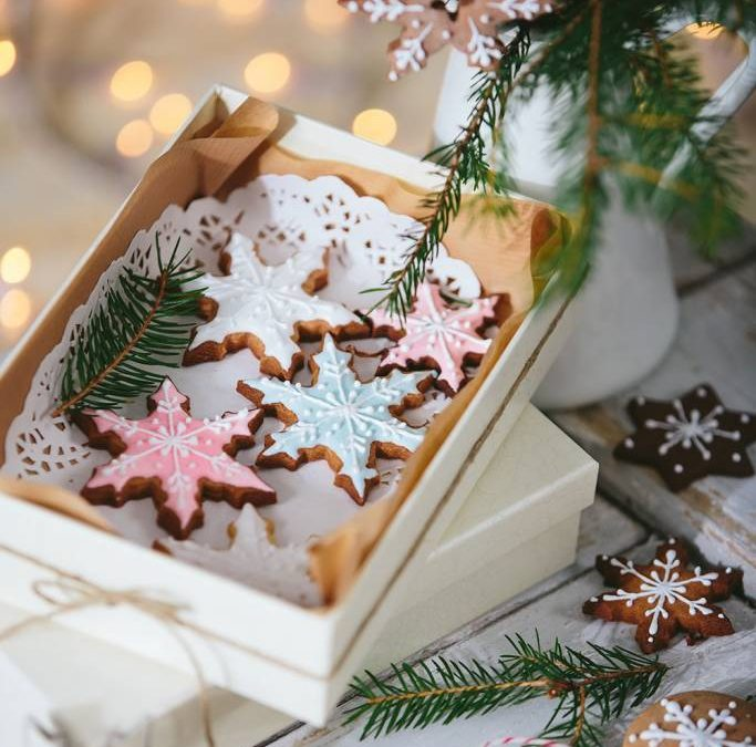 Da Decorì, la ricetta per biscotti natalizi decorati, perfetti per essere personalizzati