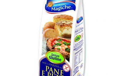 """Il senza glutine per eccellenza di Decorì e de Le Farine Magiche al Gluten Free Expo di Rimini. I prodotti innovativi sono in gara per aggiudicarsi il """"Premio Senza"""""""