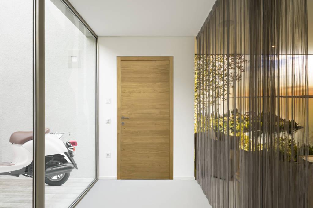 Chamonix la porta elegante e funzionale firmata rubner for Rubner porte