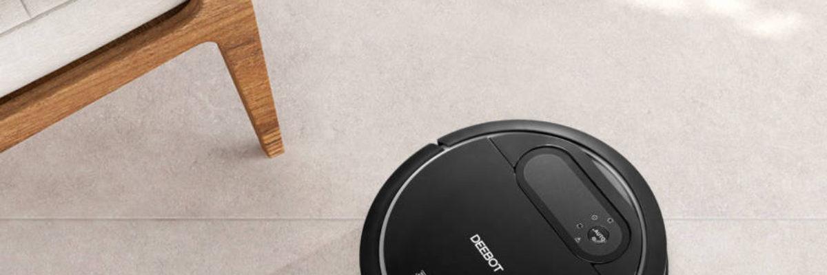 Ecovacs Robotics: robot aspirapolvere per case sempre più smart