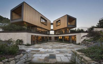 Rubner Haus: la nuova casa della famiglia Rubner tra tradizione e contemporaneità