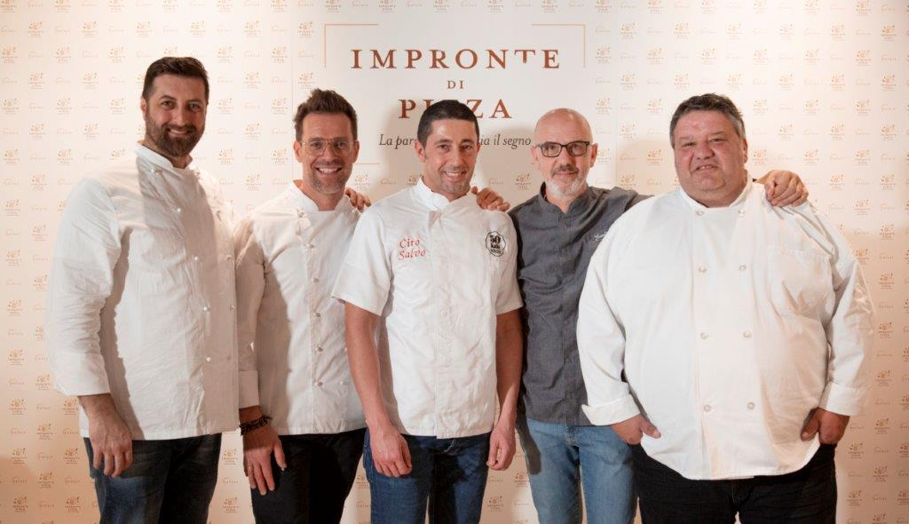 IMPRONTE DI PIZZA 2019: I NUOVI TREND DELL'ITALIA IN FERMENTO