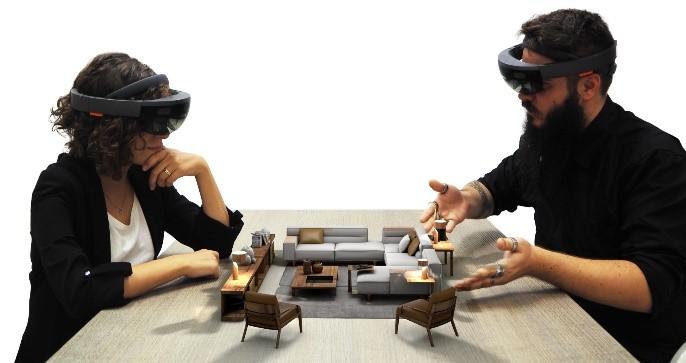 Come visualizzare  in modo immersivo i progetti degli edifici in legno