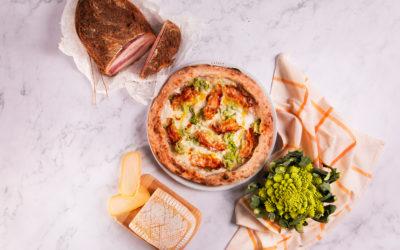 Viaggio nell'Italia del gusto in dieci Pizze del Territorio da Eataly