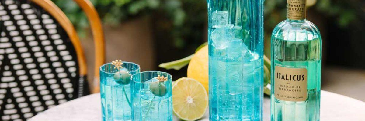 Il cocktail da fare a casa con Italicus, Rosolio di bergamotto