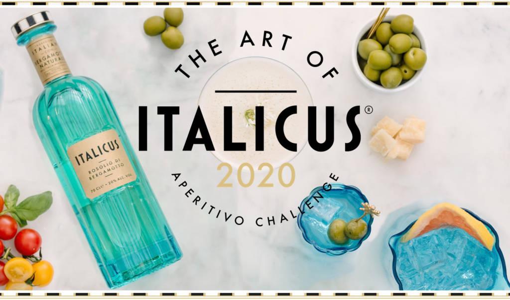 """Italicus sostiene la community dei barman con l'aperitivo challange """"glo-cal edition"""""""