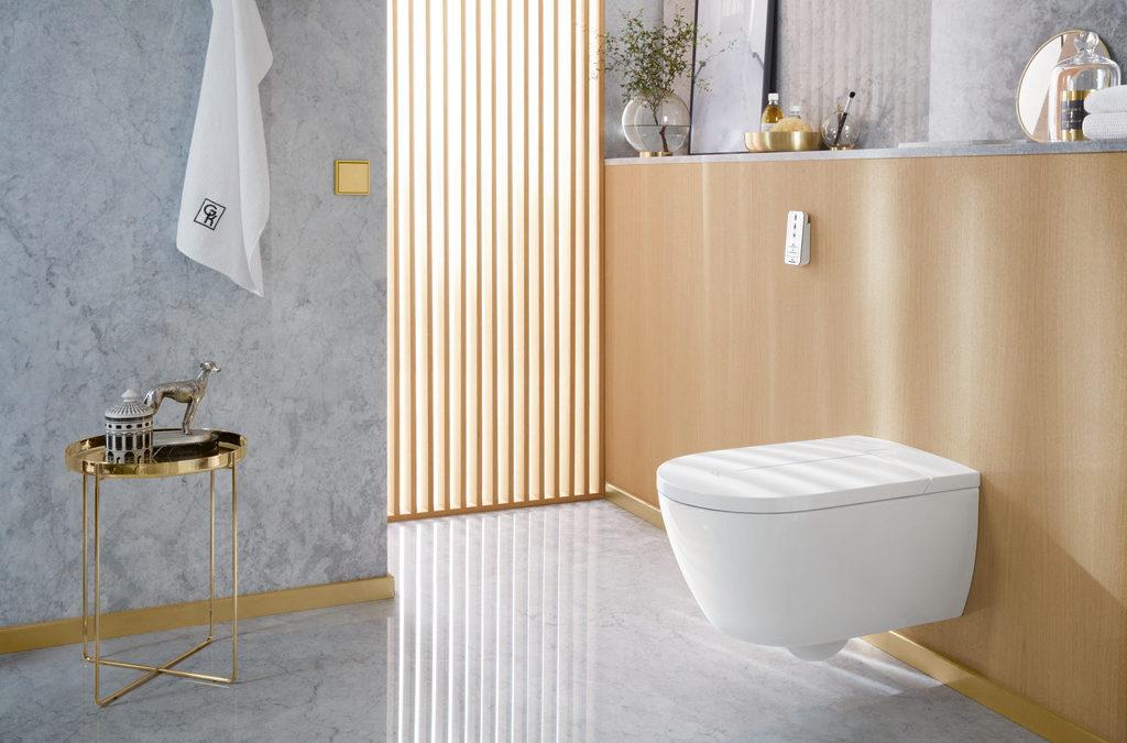ViClean-I 100, l'innovativo wc con doccetta di Villeroy & Boch