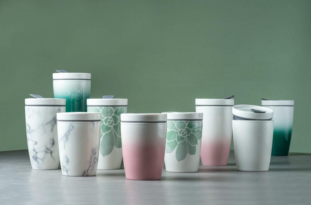 Villeroy & Boch – Un mondo più sostenibile con le tazze in porcellana To Go