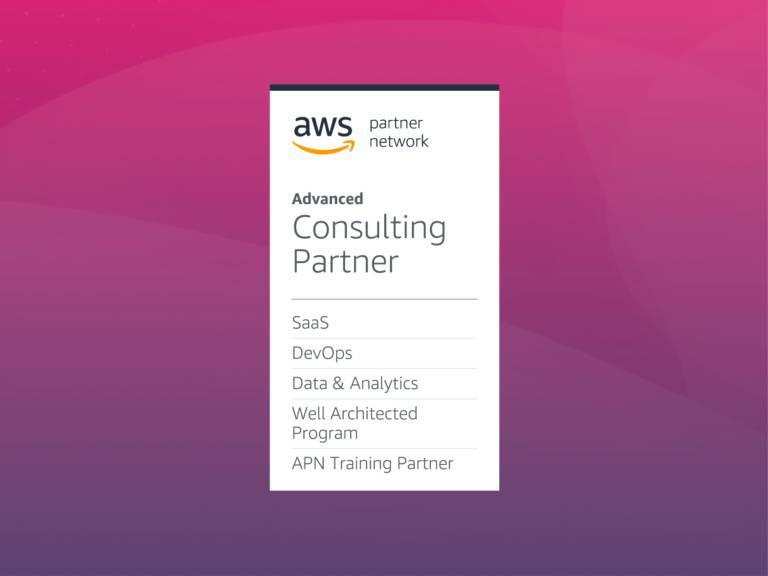 beSharp ha ottenuto l'AWS Data and Analytics Competency