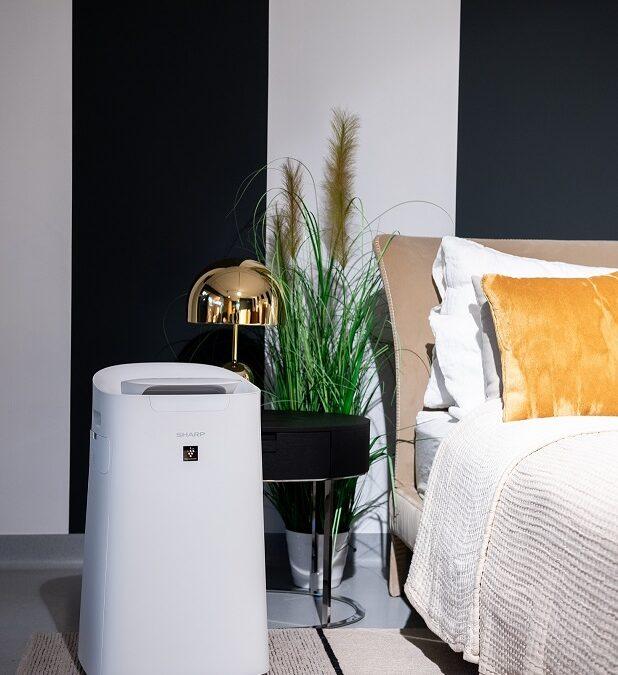 Sharp presenta i nuovi purificatori d'aria della serie kil: design ed efficienza a tutela della salute